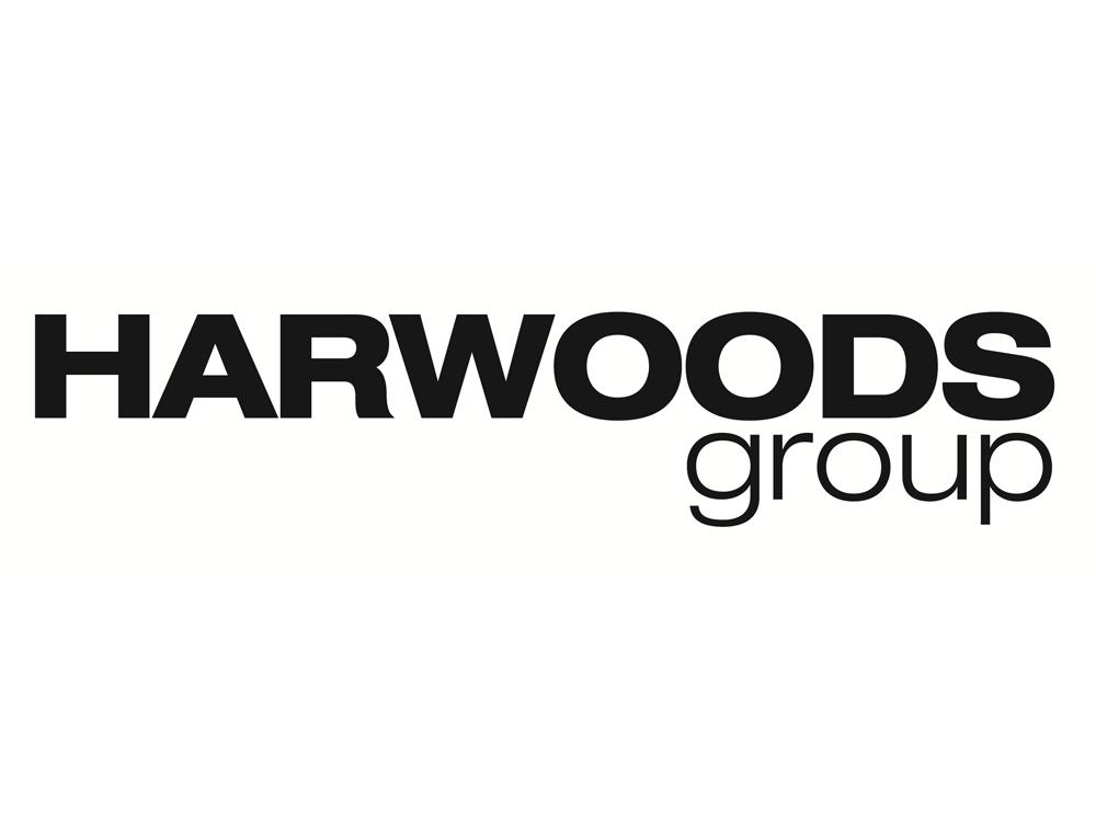 Harwoods logo for household names